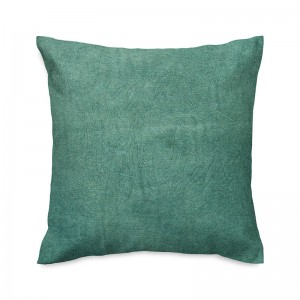 Capa de almofada acquablock verde magnífico