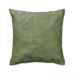 Capa de almofada acquablock verde musgo