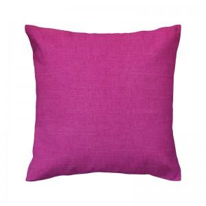 Capa de almofada linhão pink