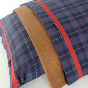 Jogo de lençol flanela SOLTEIRO Lazúli