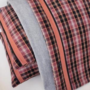 Jogo de lençol flanela QUEEN Rubelita