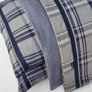 Jogo de lençol flanela QUEEN Safira